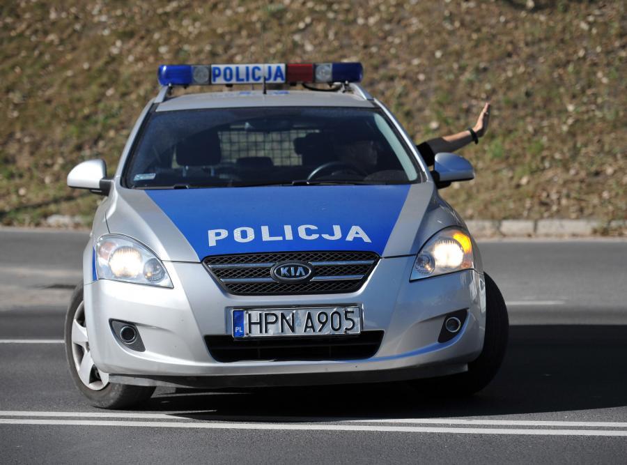 Radiowóz (zdjęcie ilustracyjne)