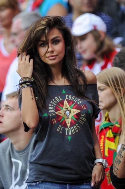 """""""Miss Euro 2012"""" Natalia Siwiec"""