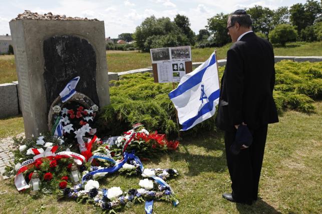 Obchody 71. rocznicy mordu Żydów w Jedwabnem