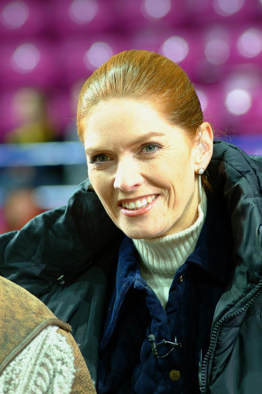 Gwiazdy telewizji sprzed lat  - Katarzyna Dowbor