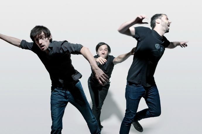 A.G. Trio zagra na FreeFormFestival