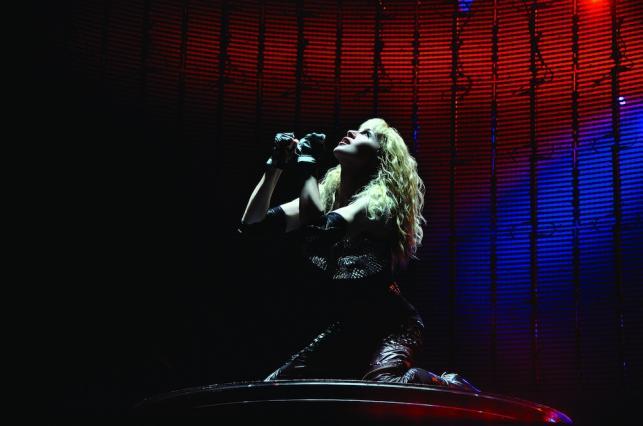 "Madonna na trasie ""Sticky & Sweet Tour"" –2010 roku"