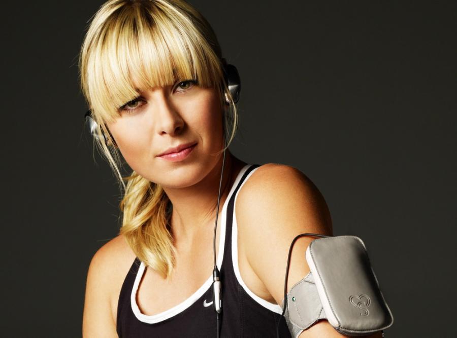 Sony-Ericsson i Maria Szarapowa - miks, który nie może się nie podobać