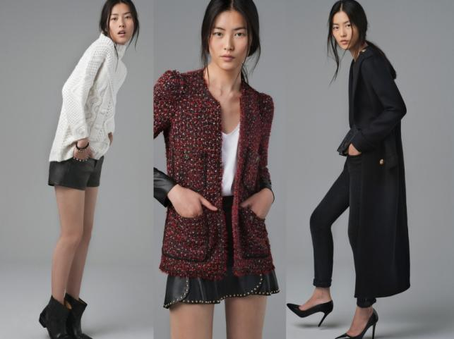 Zara - kolekcja jesień/zima 2012/2013