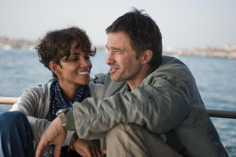 Halle Berry i Olivier Martinez w \