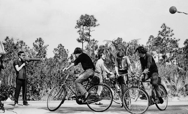 The Beatles na Bahamach w 1965 roku