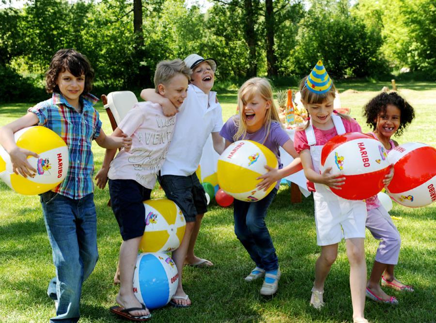 Dzieci też chcą się dobrze bawić