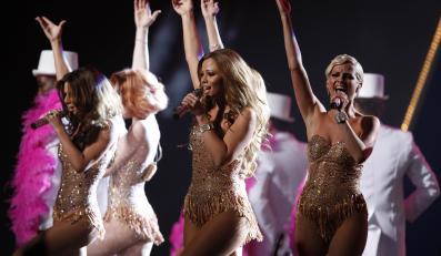 Girls Aloud ruszą w trasęostatni raz