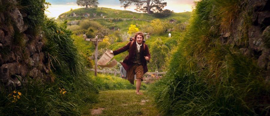 Amerykanie nadal w niezwykłej podróży z Hobbitem