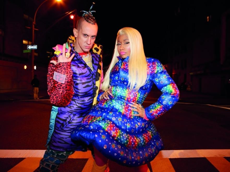 Nicki Minaj i Jeremy Scott