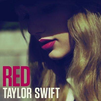 """Taylor Swift na okładce albumu """"Red"""""""