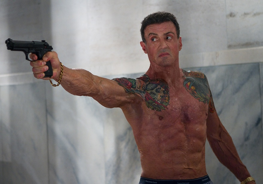 Sylvester Stallone w filmie \