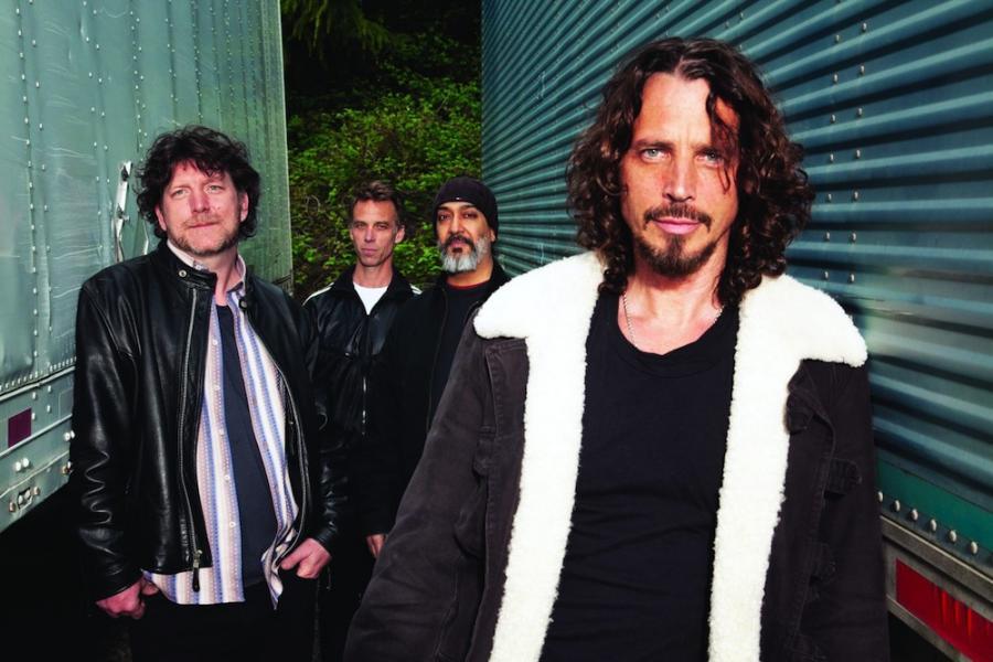 Soundgarden wraca po 15 latach