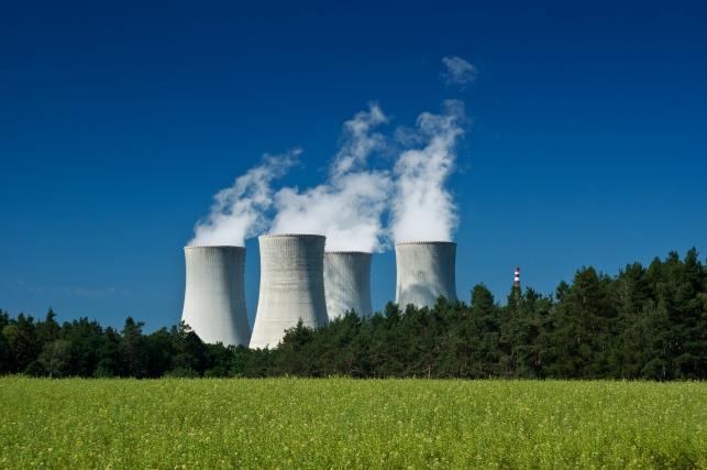 Elektrownia jądrowa - zdjęcie ilustracyjne