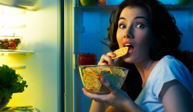 Nocne podjadanie kończy się otyłością