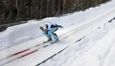 skocznia narciarska skoki narciarskie