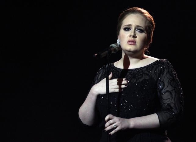 "4. ""Rolling In The Deep"" – Adele (4.1%)"