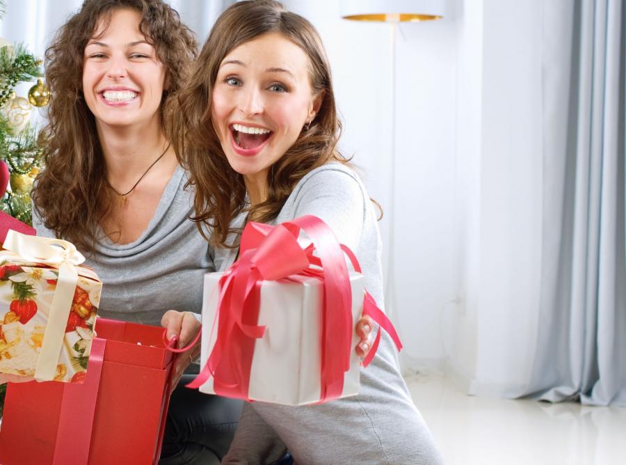 choinka prezenty święta