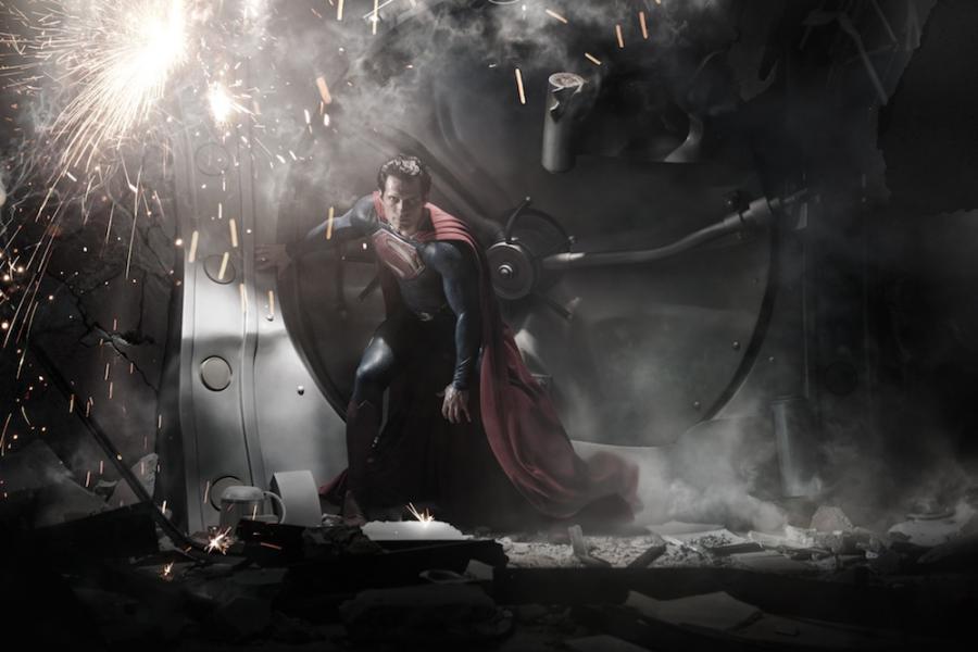 Henry Cavill już jest Supermanem