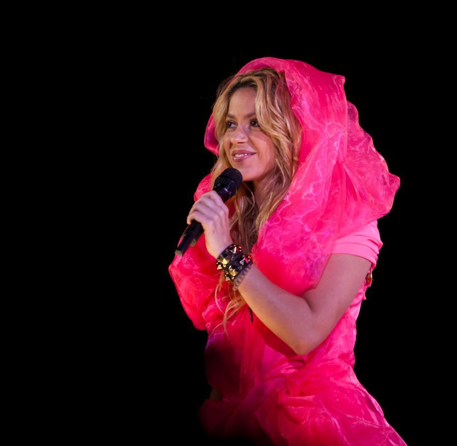 Shakira jeszcze nie ma syna
