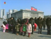 Pierwsza rocznica śmierci Kim Dzong Ila