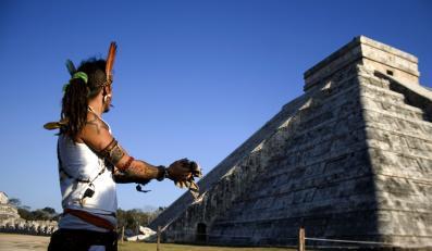 Chichen Itza w Meksyku. Tutaj wszystko się zaczęło