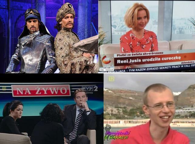 Największe telewizyjne żenady 2012 roku