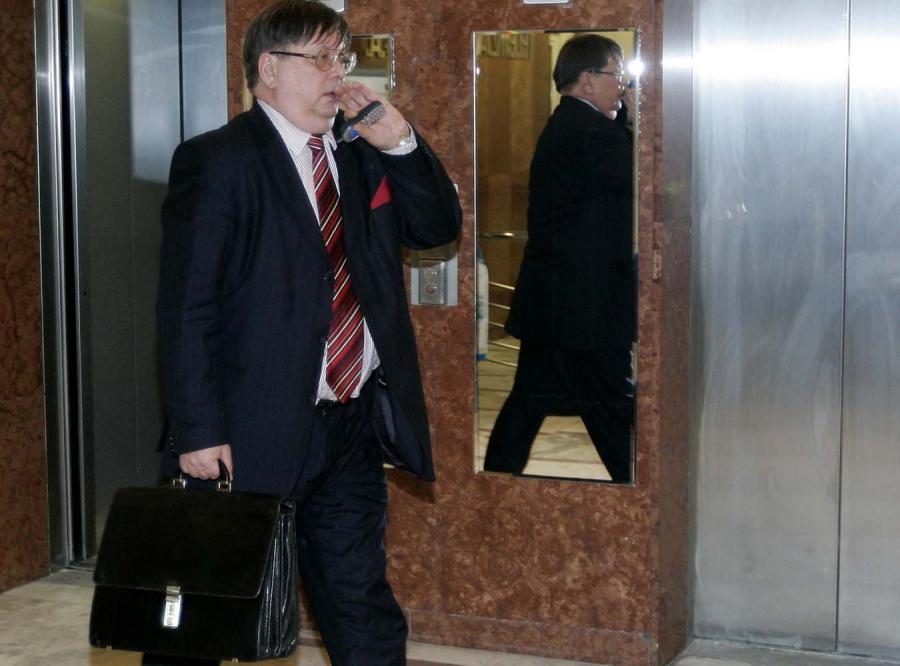 Urbański wezwany na dywanik do ministra skarbu