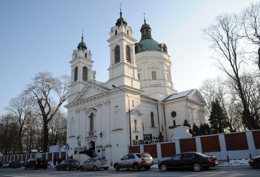 Kościół na Starych Powązkach