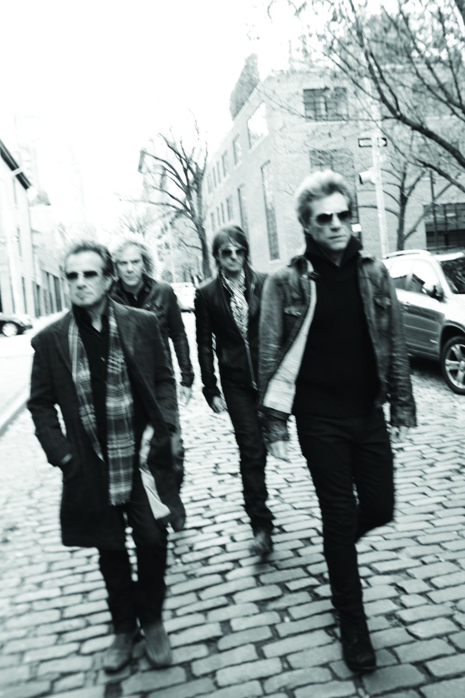 Bon Jovi zapowiada zapowiada album \
