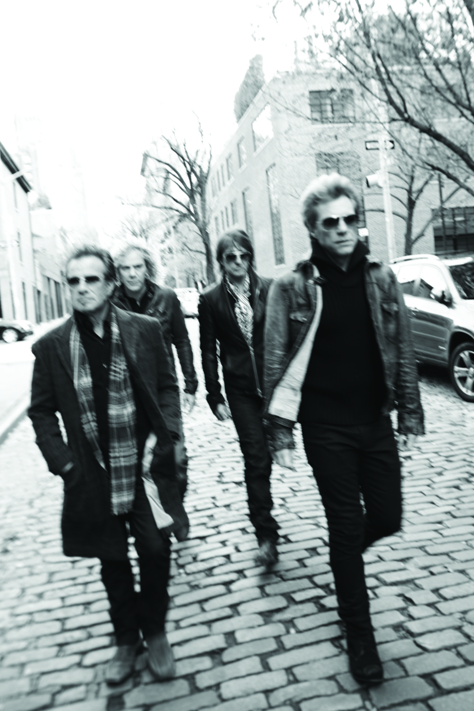 Bon Jovi wyda \