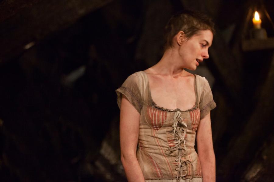"""Anne Hathaway –""""Les Misérables. Nędznicy"""""""