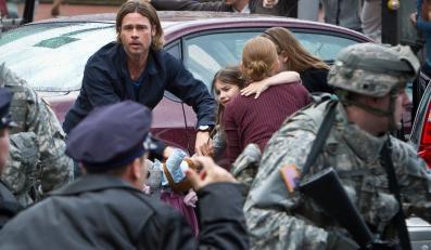 """""""World War Z"""" –Brad Pitt na wojnie z zombie"""