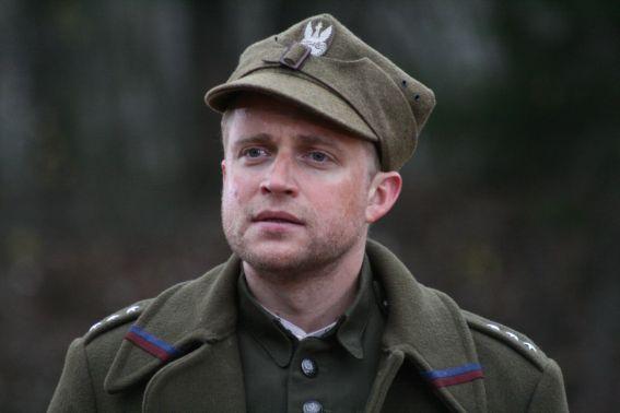 Piotr Adamczyk w filmie \