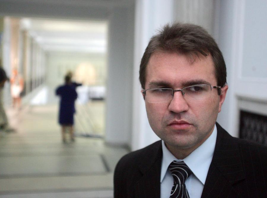 Girzyński zarzuca prokuraturze upolitycznienie w sprawie Krauzego