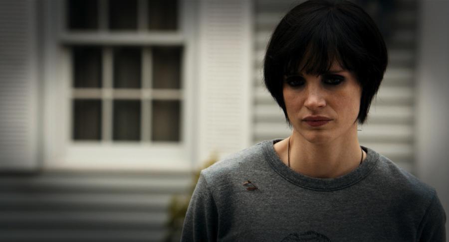 """Jessica Chastain w filmie """"Mama"""""""