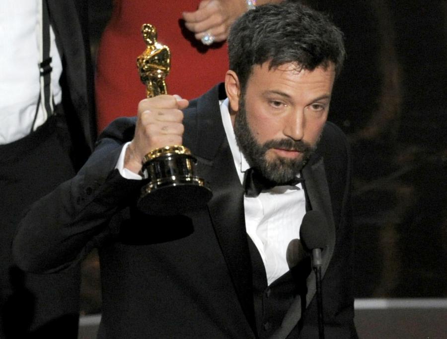 Ben Affleck z Oscarem za \