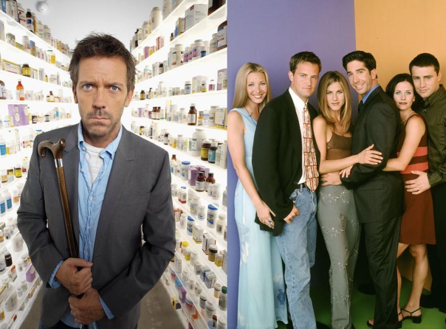 Popularne seriale na antenie TVN7