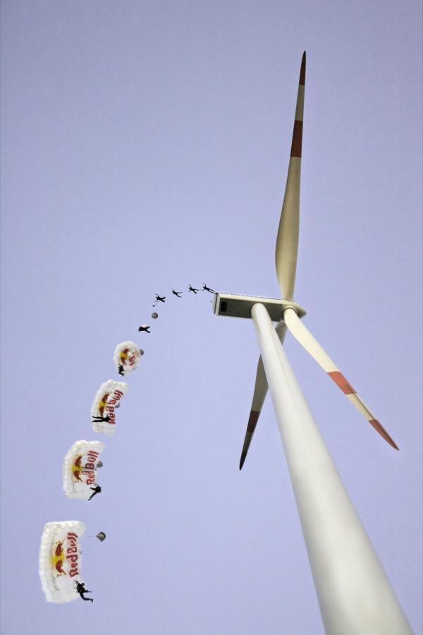 ...a tak ze szczytu wysokiego wiatraka