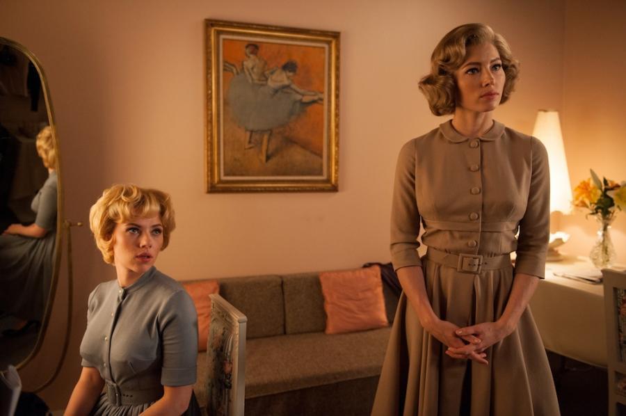 """Scarlett Johansson i Jessica Biel w """"Hitchcocku"""""""