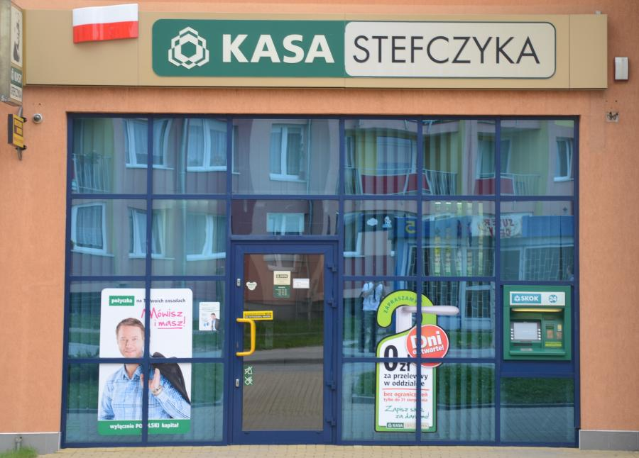Kasa Stefczyka - jeden z oddziałów SKOK