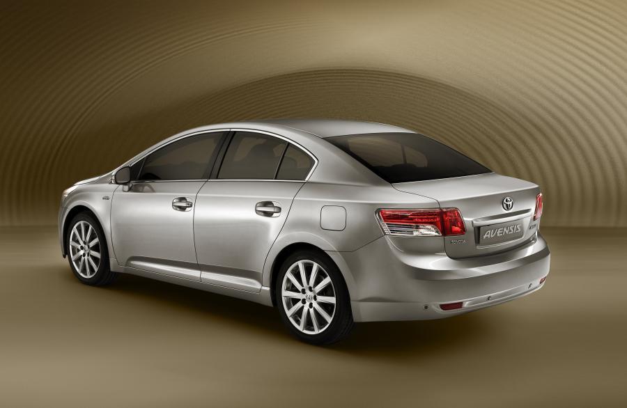 Jest! Nowa Toyota Avensis