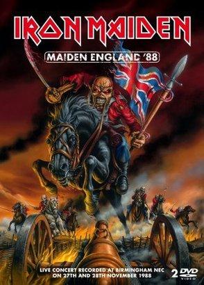 """Iron Maiden – """"Maiden England"""""""