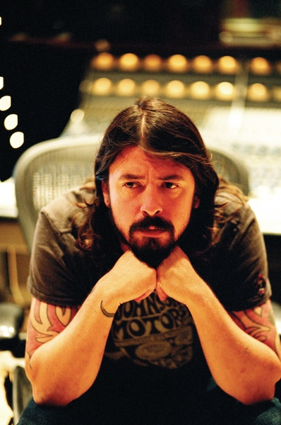 Dave Grohl – dziśmuzyk instytucja