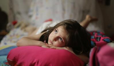 """""""Wszyscy w naszej rodzinie"""" – najdojrzalsza w całej rodzinie pięcioletnia Sofia"""