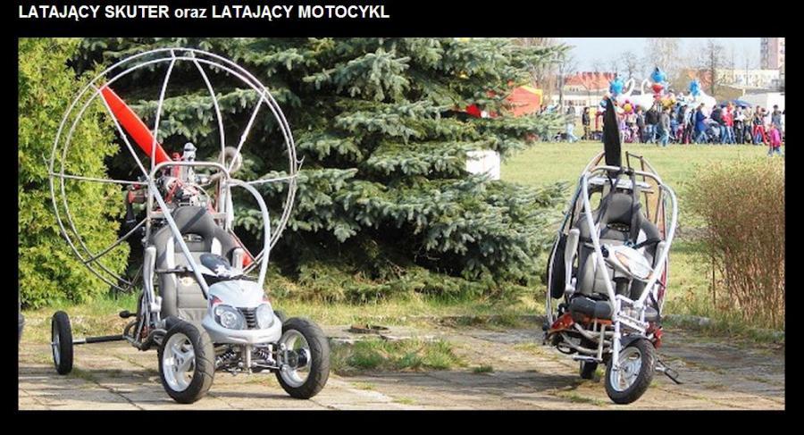 Flybike (flycar.com.pl)