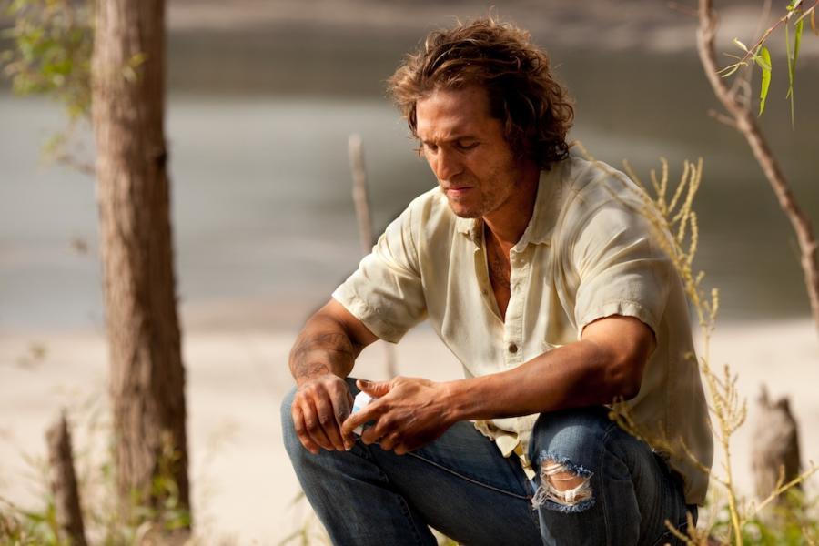 """Matthew McConaughey w filmie """"Uciekinier"""""""