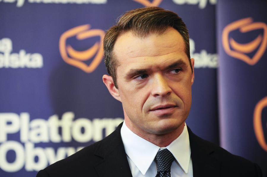 Minister Sławomir Nowak
