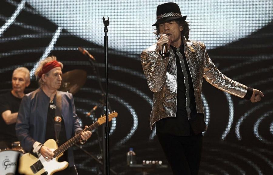 Zespół Rolling Stones zagrał kameralny koncert w Los Angeles