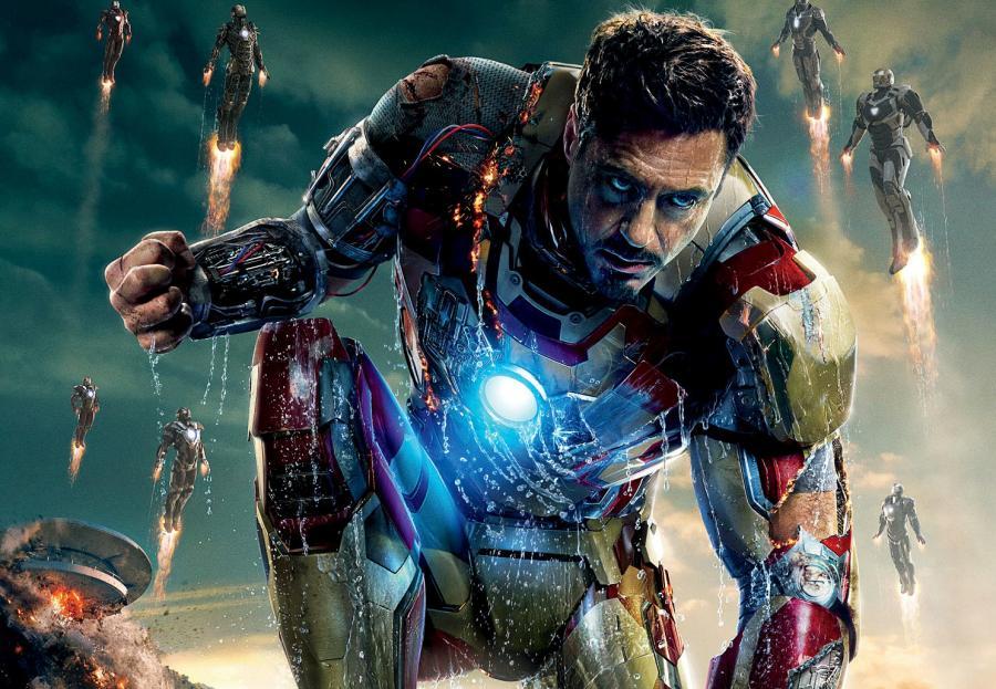 Iron Man lepszy od Transformersów